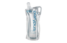 Platypus Platy Plus Bottle Push-Pull-Sluiting 1l clear